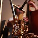 Dain in the Studio
