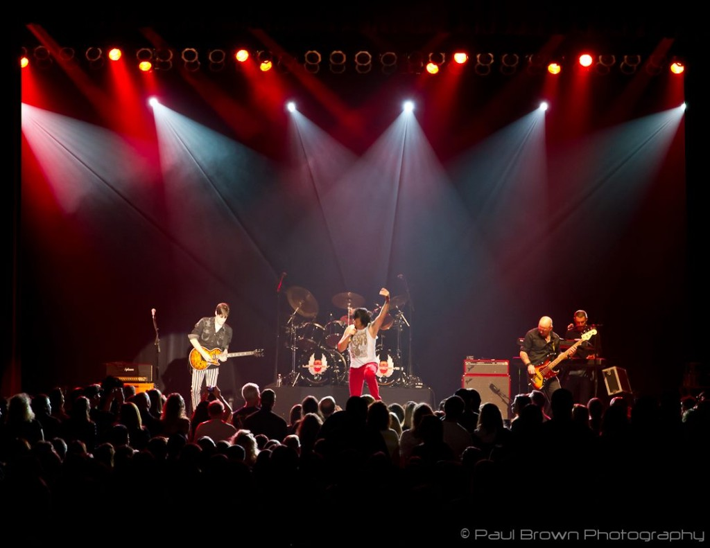 Stone In Love, Aladdin Theater, Portland, OR: Photo by Paul Brown Photography