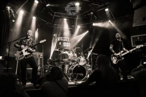 Metts, Ryan & Collins at the Whisky A-Go-Go in Hollywood